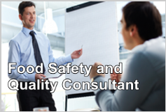 Food Safety & Quality Consultant